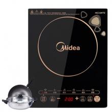 美的电磁炉Midea/美的 WK2102电磁炉特价家用触摸屏火锅电池炉灶