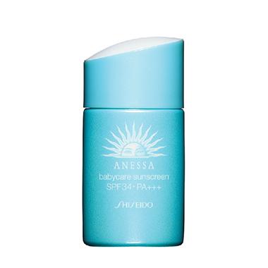shiseido资生堂 安热沙倍呵防晒乳25mL SPF30+儿童专用防晒霜